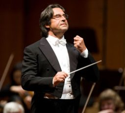 Riccardo Muti is music director of the Chicago Symphony Orchestra (Photo by Todd Rosenbertg)