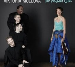 "Violinist Viktoria Mullova's album ""The Peasant Girl"""