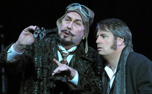 Les contes d'Hoffmann Act 1 Lyric Opera of Chicago Coppelius