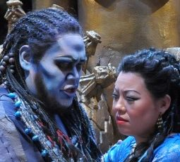 Aida featured image Quinn Kelsey Amonasro Hui He Aida Chicago Lyric Opera DAN_7621 c. Dan Rest