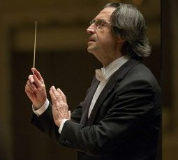 Riccardo Muti music director Chicago Symphony 2012
