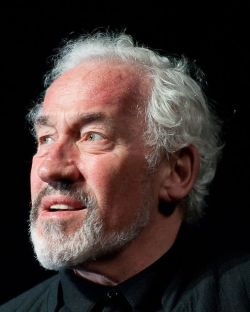 "Simon Callow performs in ""Being Shakespeare"" a new play by Jonathan Bate and directed by Tom Cairns, presented by the Brooklyn Academy of Music at the BAM Harvey Theater on April 4, 2012.Credit: Stephanie Berger"