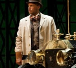 Ragtime Shaw Festival 2012 Thom Allison as Coalhouse Walker Jr credit David Cooper