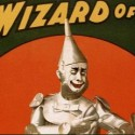 Tin Man poster for Wizard of Oz by U.S. Lithograph Co., Russell-Morgan Print 1903 credit Library of Congress
