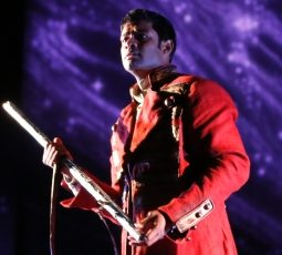 Sean Panikkar as Tamino in Chicago Opera Theater The Magic Flute 2012 credit Liz Lauren