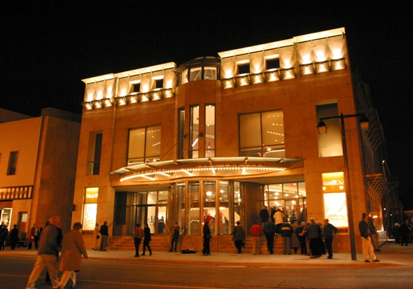 Shakespeare And Discounts At Center Stage Revamped