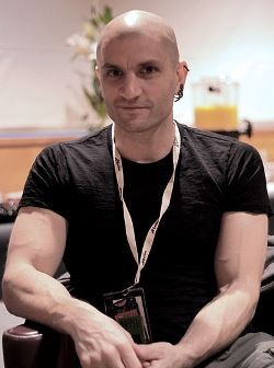 Novelist China Mieville