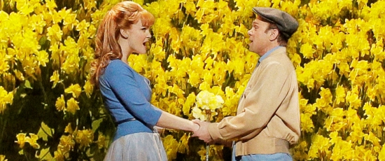 New musical big fish could be a whopper but still lacks for Big fish broadway