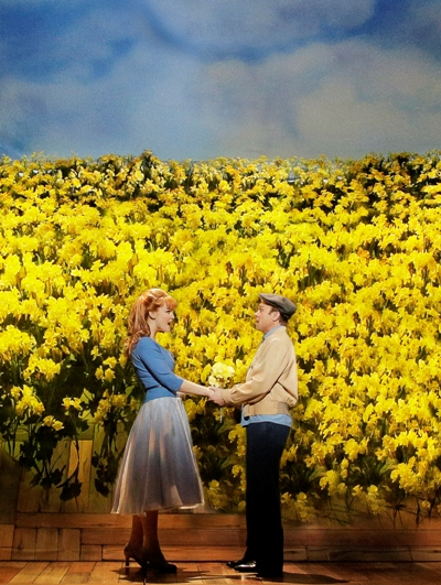 Big fish star butz calls the fanciful story teller his for Big fish musical soundtrack