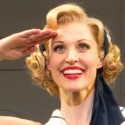 "Rachel York is Reno Sweeney in the national tour of ""Anything Goes,"" a Roundabout  revival, Broadway in Chicago 2013 credit Joan Marcus"
