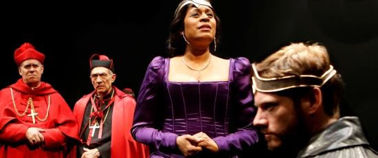 Henry VIII' at Chicago Shakespeare: Depicting the king in kindly