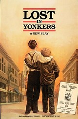 'Lost in Yonkers' by Neil Simon, which won the Tony for best play in 1991, will close Northlight's 2013-14 season (TonyAwards.com)