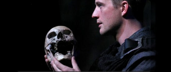 Chicago actor Matt Schwader is Hamlet at the American Players Theatre  2013 (Carissa Dixon)