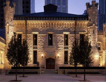 Lookingglass Theatre is located in the historic Chicago Water Tower.