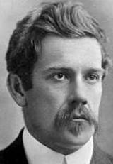 """Playwright John M. Synge, author of """"The Playboy of the Western World"""""""