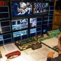 Chicago Symphony Orchestra command truck for Verdi Requiem simulcast Oct. 20, 2013 (Todd Rosenberg)