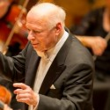 Conductor Bernard Haitink, who turns 85 this season, led the Chicago Symphony in works by Mozart and Bruckner. (Todd Rosenberg)