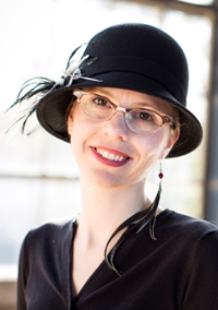 Chicago Symphony Orchestra composer in residence Anna Clyne (Todd Rosenberg)