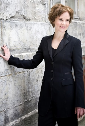 Finnish conductor Susanna Mälkki makes her festival debut. (Courtesy Ravinia Festival)