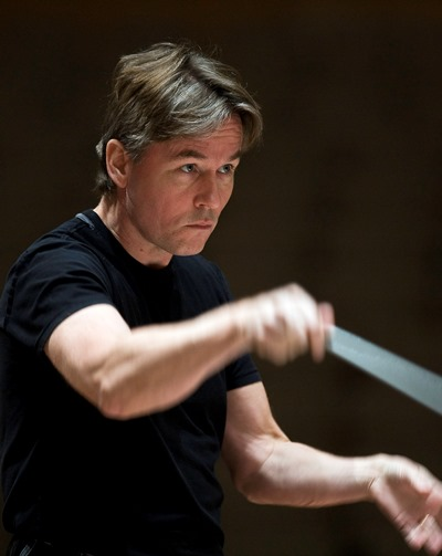 Esa-Pekka Salonen. (Courtesy Chicago Symphony Orchestra)