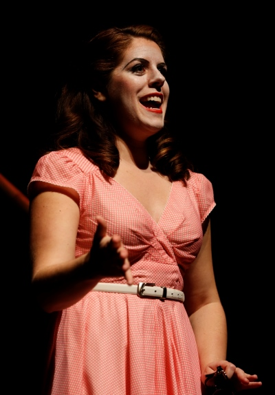 Emily Birsan sings the title role in Carl Orff's 'The Clever One.' (Liz Lauren)