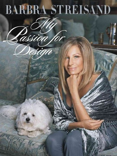 Jacket, 'My Passion for Design' by Barbra Streisand, Viking Books