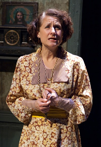 Marya Grandy plays Juno Boyle in the TimeLine Theatre production of 'Juno.' (Lara Goetsch)