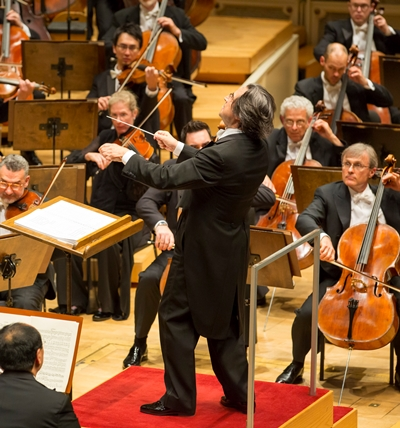 Riccardo Muti closes his fourth season as music director of the Chicago Symphony Orchestra. (Todd Rosenberg)