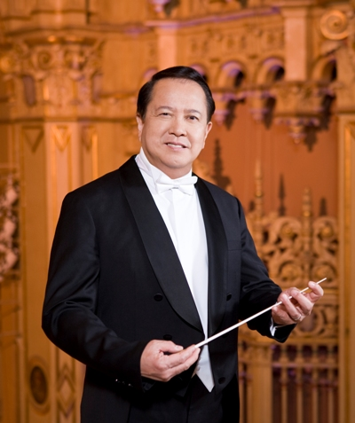 Jahja Ling, music director, San Diego Symphony Orchestra
