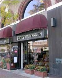 Books on Vernon, where Writers Theatre got its start, hosts productions in its tiny theater space at the back of the store.
