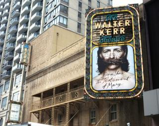 'The Testament of Mary' played on Broadway at the Walter Kerr in 2013. (colmtoibin.com)