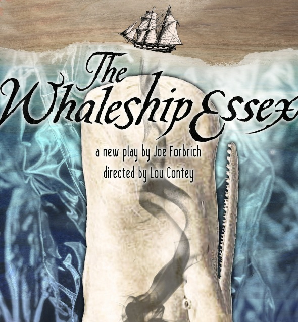 'The Whaleship Essex,' by Shattered Globe ensemble member Joe Forbrich, opens the 2014-15 season