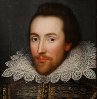 William Shakespeare (Cobbe portrait)