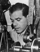 Movie maker Frank Capra directed the film 'It's a Wonderful Life.' (Wiki)