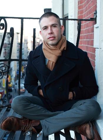 Playwright Stephen Karam (Evan William Smith)