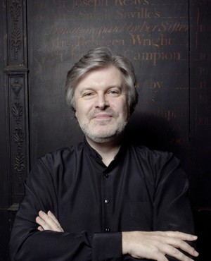 Scottish composer James MacMillan (Philip Gatward)