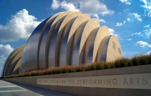 The CSO's 2015 U.S. tour will include a visit to the Kauffman Center for the Performing Arts in Kansas City.