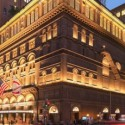 Carnegie Hall at night (Jeff Goldberg, courtesy Carnegie Hall)