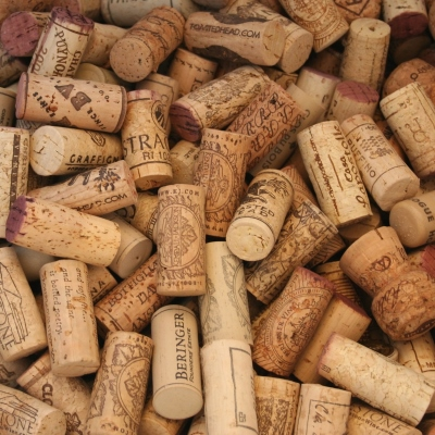 Approximately 5 percent of all natural corks are likely to be tainted.