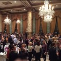 Sonoma in the City presented more than 250  wines to attendees at the Drake Hotel.