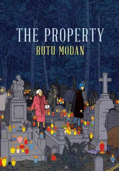 'The Property' is based on a contemporary graphic novel of the same name by Israeli author and artist Rutu Modan (Farrar Straus & Giroux)