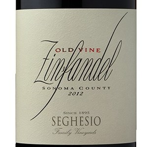 Seghesio's 2012 Old Vine Zinfandel is exceptional for its finesse.