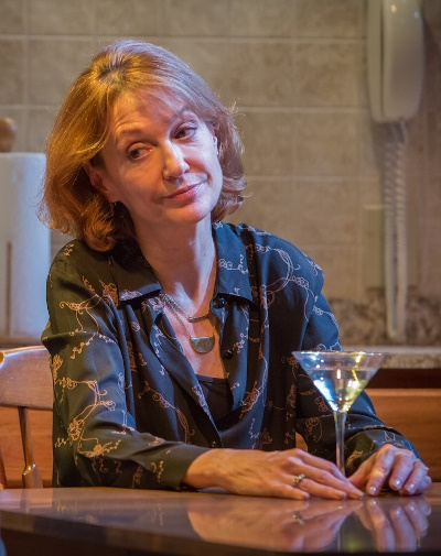 Lucy's mother Margaret (Shannon Cochran) has drifted through life at wry angles since her alcoholic husband died years ago. (Rob Zalas)