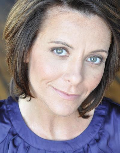 Actress Tracy Michelle Arnold