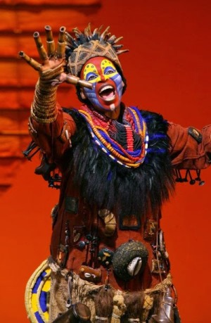 'The Lion King' just keeps on roaring. (Courtesy of Broadway in Chicago)