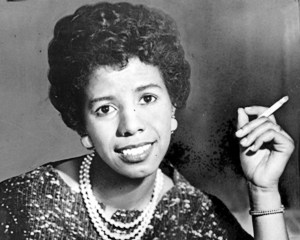 Lorraine Hansberry wrote 'The Sign in Sidney Brustein's Window' shortly before she died at 34.