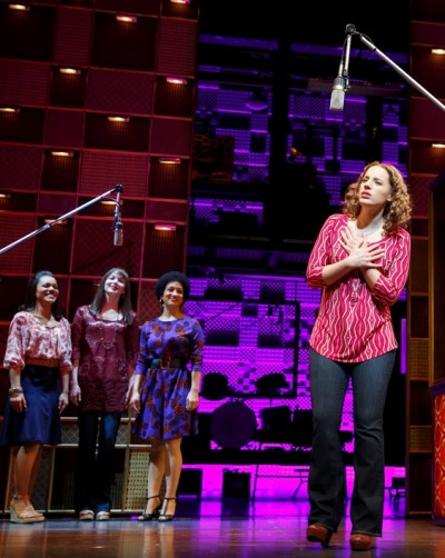 Abby Mueller stars in the touring production of 'Beautiful — the Carole King Musical.' (Courtesy of Broadway in Chicago)