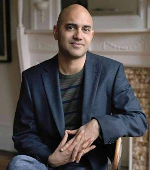 Playwright Ayad Ahktar won the 2013 Pulitzer Prize for 'Disgraced,' a very smart riff on the illusion of the American dream.