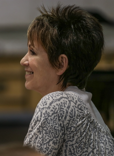 The director (Barbara Gaines) first saw 'The Marriage of Figaro' as a child. (Andrew Cioffi)