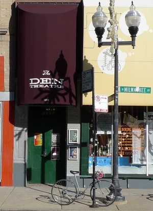 The Den Theatre, home of Irish Theatre of Chicago